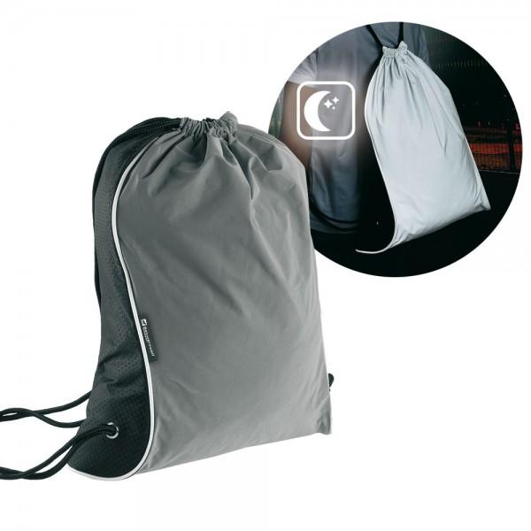 DENISON reflektierender Beutel-Rucksack 2 l